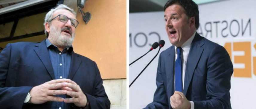 Emiliano contro Renzi: con lui elezioni già perse