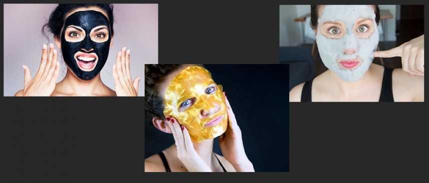 Le maschere di bellezza più amate: Black, Gold e Bubble Mask a confronto