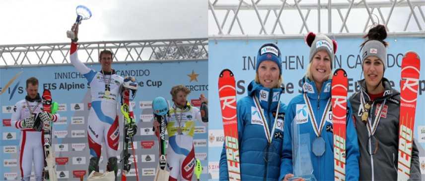 Cala il sipario sui Campionati Sciistici delle Truppe Alpine (CaSTA) e sulla Coppa Europa 2017-Foto