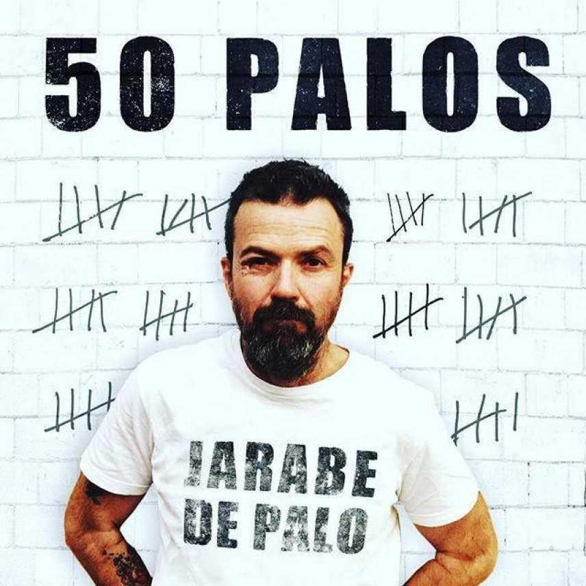 Jarabe De Palo, esce oggi il doppio album 50 PALOS