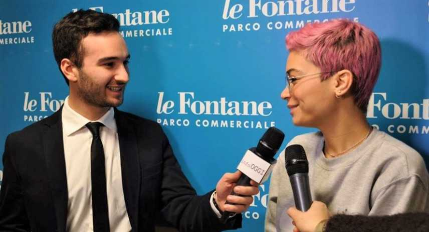 "Elodie, l'intervista all'instore tour del ""Le Fontane"" a Catanzaro [Foto e Video]"
