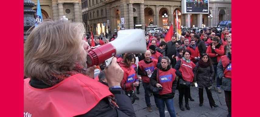Tim Telecom:sciopero Slc Cgil, presidio davanti a uffici Cagliari