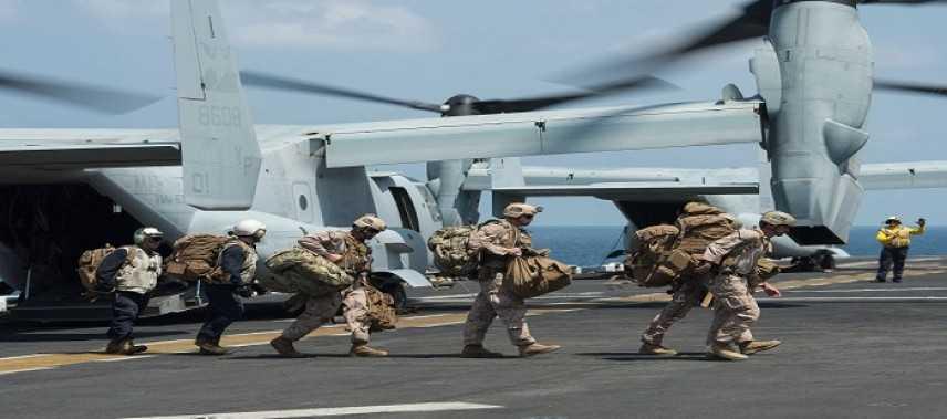 Isis, arrivati nuovi marines Usa per l'offensiva a Raqqa