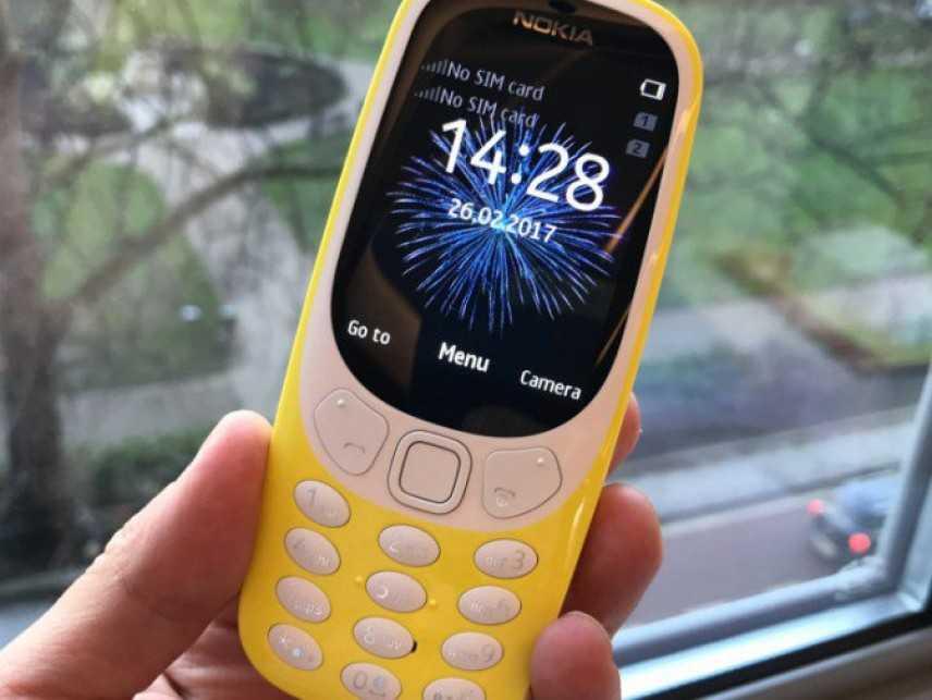Il ritorno del Nokia 3310 è ufficiale!