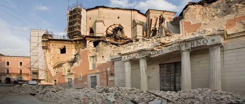 Terremoto, due scosse nella notte a L'Aquila. La più forte di magnitudo quattro