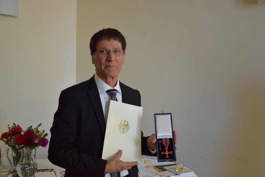 Al Professore dell'Unical Michele Borrelli l'Onorificenza di Cavaliere dell'Ordine al Merito...