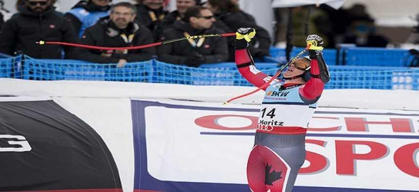 Sci, Mondiali di St. Moritz: nel SuperG l'oro va al canadese Guay. Azzurri lontani dal podio