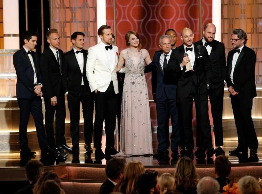 "Golden Globes 2017: ""La La Land"" stravince, Meryl Streep commuove tutti"