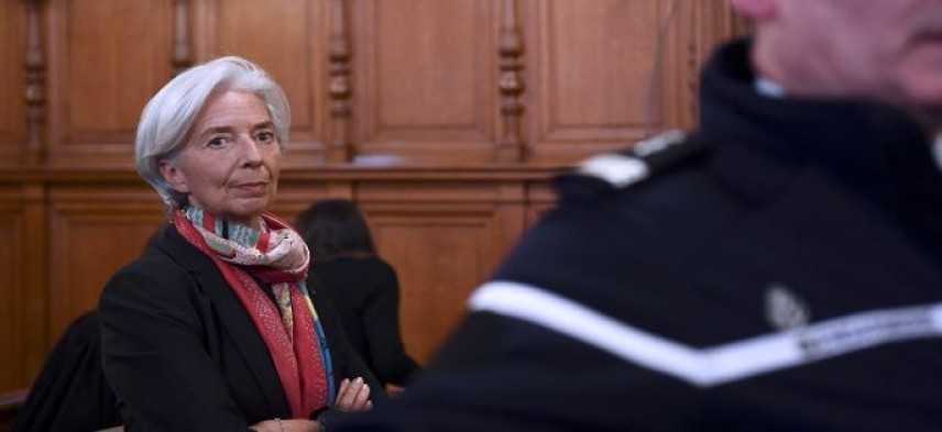 """Fmi, Christine Lagarde condannata dal tribunale dei ministri francese per """"negligenza"""""""