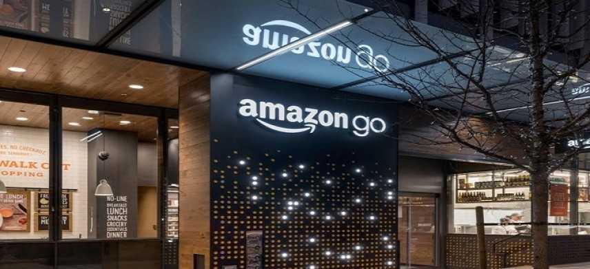 Amazon lancia il nuovo supermercato senza casse e scontrini