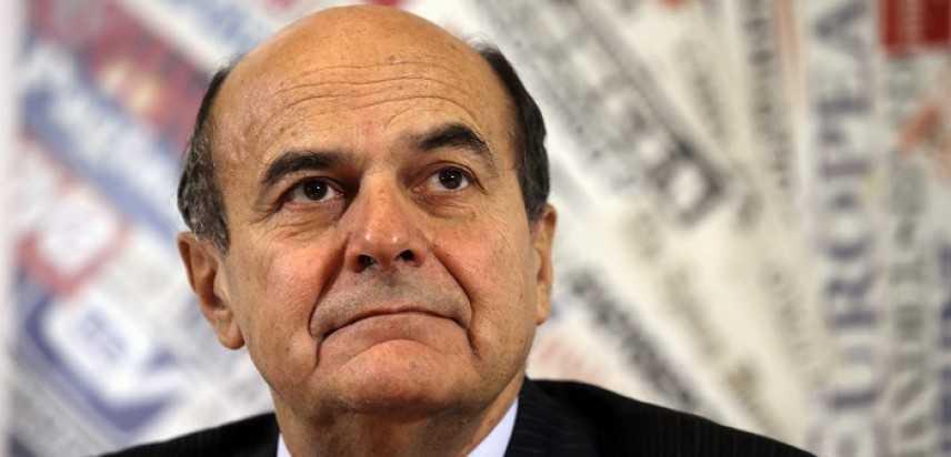 Bersani sulle dichiarazioni di Prodi: ''Non mi sembra un SI entusiasta''
