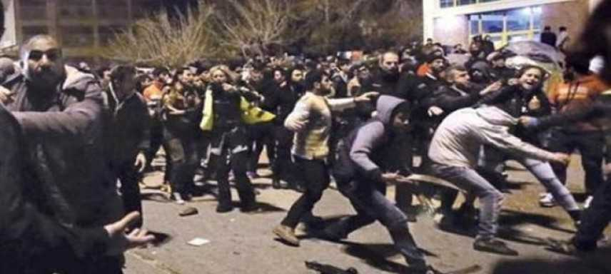 Grecia, attaccato il campo profughi di Chios