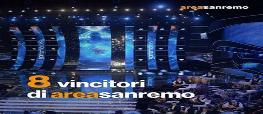 """Area Sanremo16 ecco gli 8 vincitori """"5 borse di studio"""""""