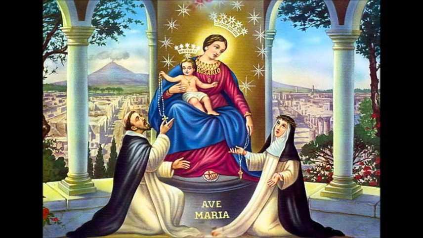 Recitare bene il Santo Rosario (parte prima)