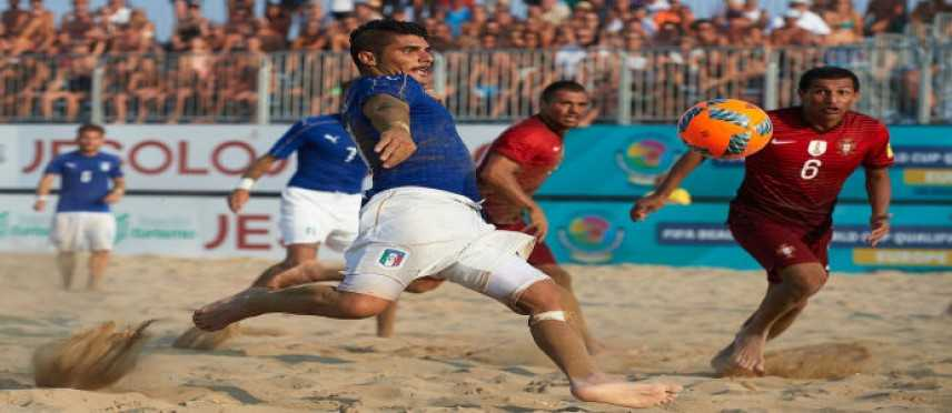 Fifa Beach Soccer World Cup - Europe Qualifier: Italia quarta e qualificata al mondiale