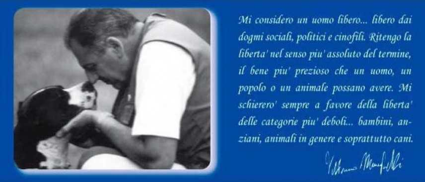 """Intervista a Vittorino Meneghetti: """"Per essere felice, il cane ha bisogno di un vero leader"""""""