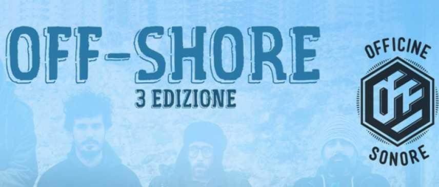 Uzeda, Appaloosa, Dj Premier alla terza edizione dell'OFF-SHORE a Lamezia Terme