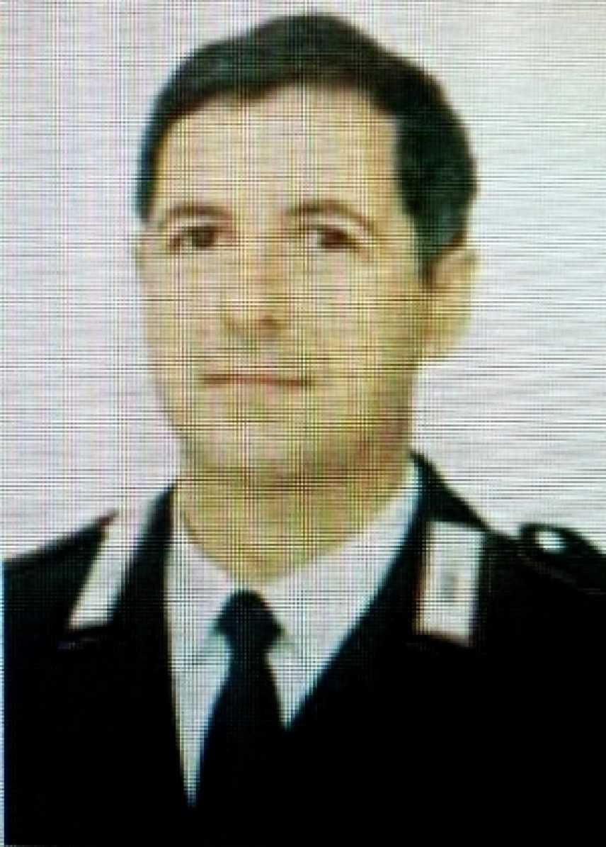 Arrestato a Marsala il presunto assassino del maresciallo dei carabinieri Mirarchi