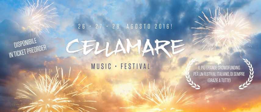 Cellamare Music Festival, è iniziato il conto alla rovescia