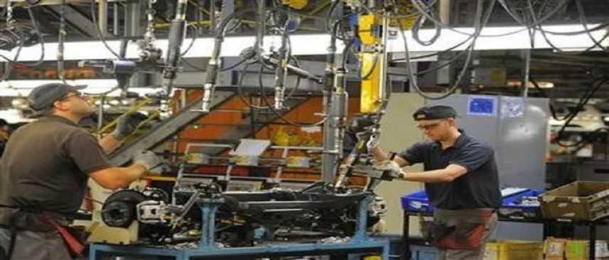 Istat: ad aprile produzione industriale in rialzo