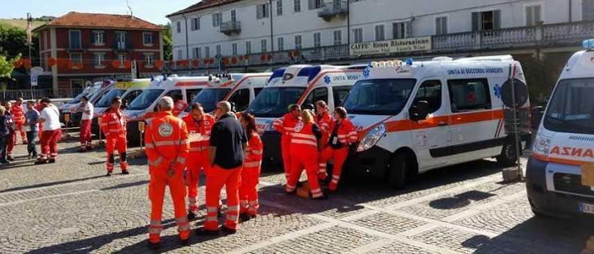 Pubblica Assistenza Bassa Valsesia di Serravalle Sesia vince gara del primo soccorso dell'Avsd Day