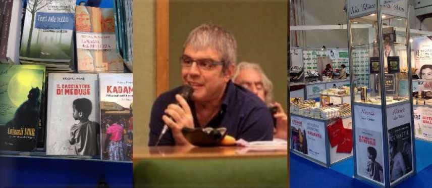 """""""Il cacciatore di meduse"""" di Ruggero Pegna sbarca al salone del libro di Torino"""