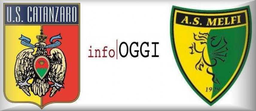 Lega Pro, il Catanzaro batte 1-0 il Melfi e conquista la salvezza [VIDEO]