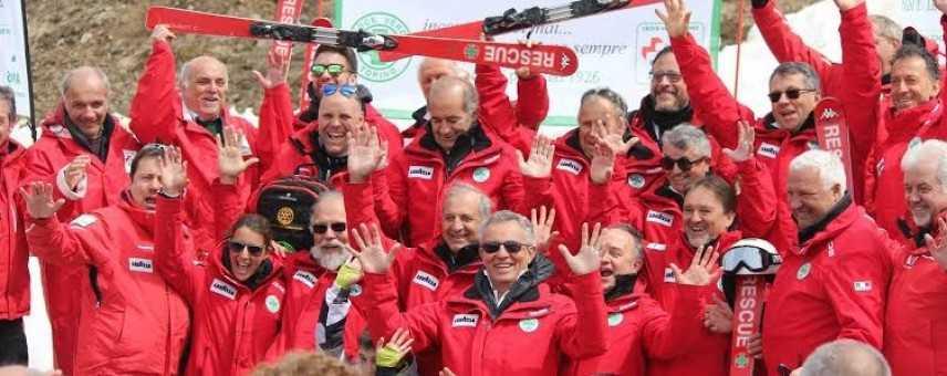 Squadra di Montagna della Croce Verde Torino: in pista da novant'anni