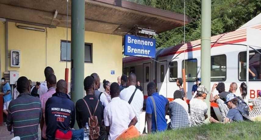 """Migranti, l'Austria dichiara: """"pronti a chiudere il Brennero"""". Gentiloni: """"sarebbe molto grave"""""""