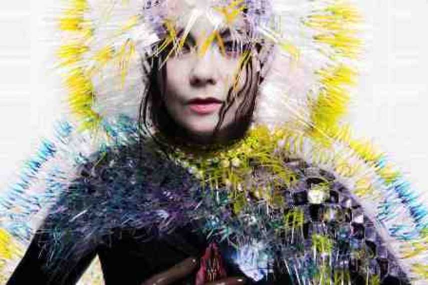 BJÖRK, su Musicraiser.com  l'esclusiva VULNICURA GOLD COLLECTION