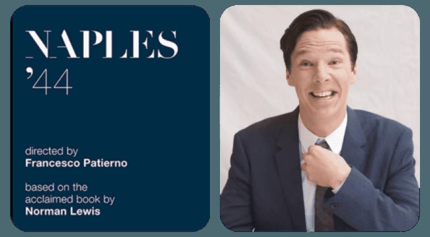 Benedict Cumberbatch reciterà in un docufilm sulla Napoli del post-guerra
