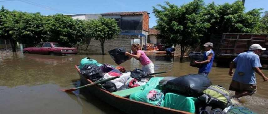 El niño colpisce il Sud America: 160 mila sfollati in Paraguay, Uruguay, Argentina e Brasile