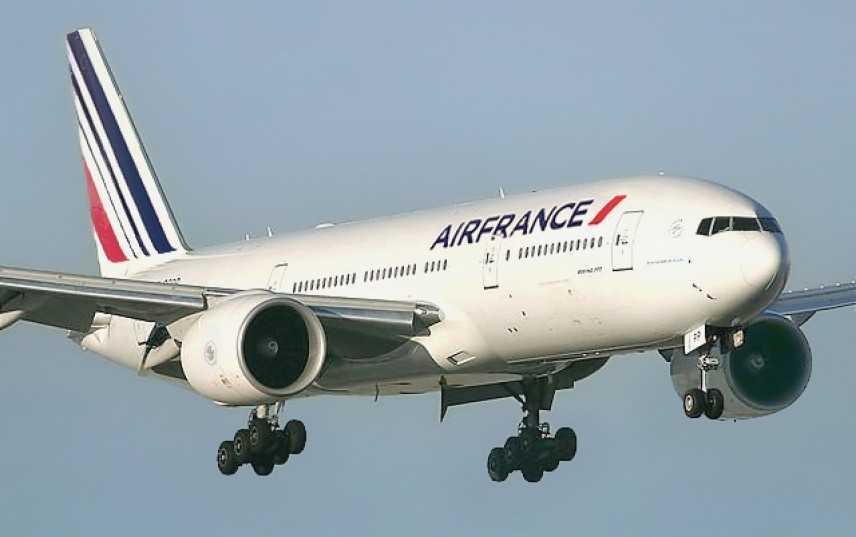 Paura su aereo Air France: falso allarme bomba