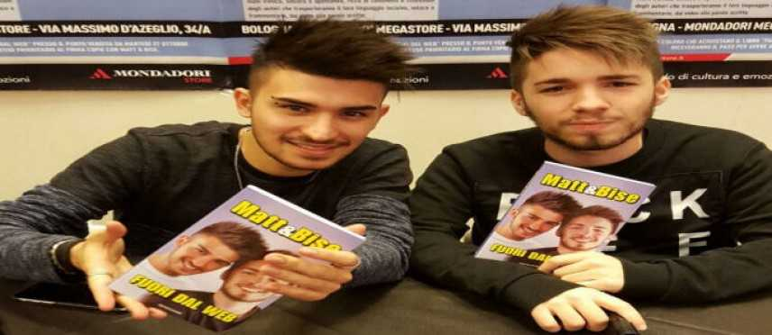 MATT & BISE a Catanzaro, le Webstar si raccontano a infooggi [Foto-Video]