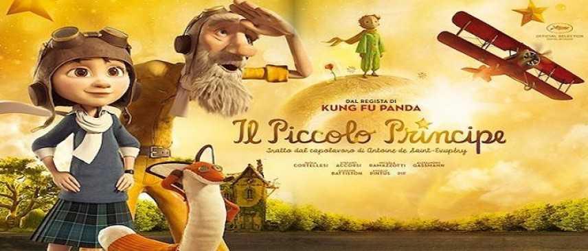 Il Piccolo Principe diventa film, da gennaio nei cinema