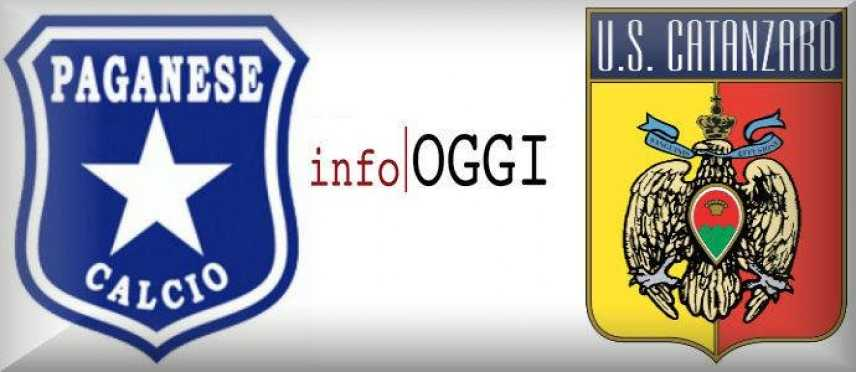 Paganese-Catanzaro 1-2, Erra cala il poker nella giornata dedicata a Mammì [VIDEO]