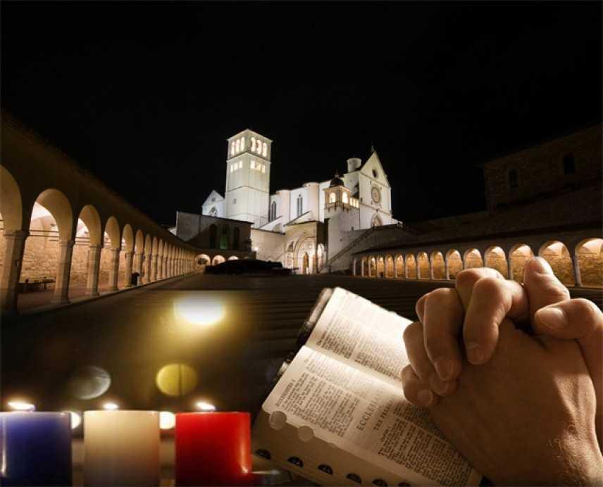 Assisi, una veglia per la pace venerdì 20 novembre. L'appello di Mons. Sorrentino