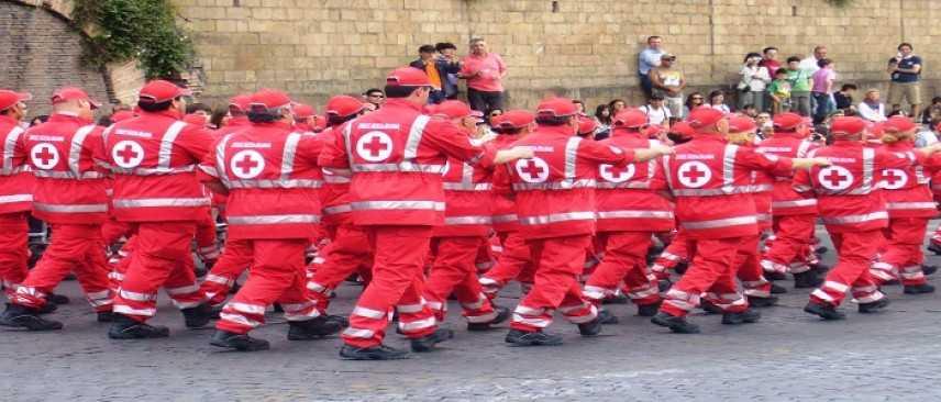 Croce Rossa Italiana: tutto l'Abruzzo al Città Sant'Angelo Village