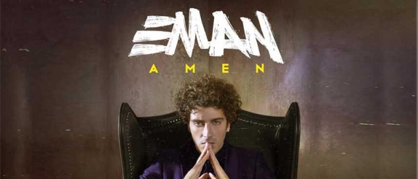 E' uscito AMEN, il nuovo singolo di EMAN.