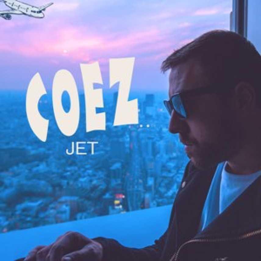 """Coez, il video del nuovo singolo """"Jet"""" da oggi in esclusiva su Vevo"""