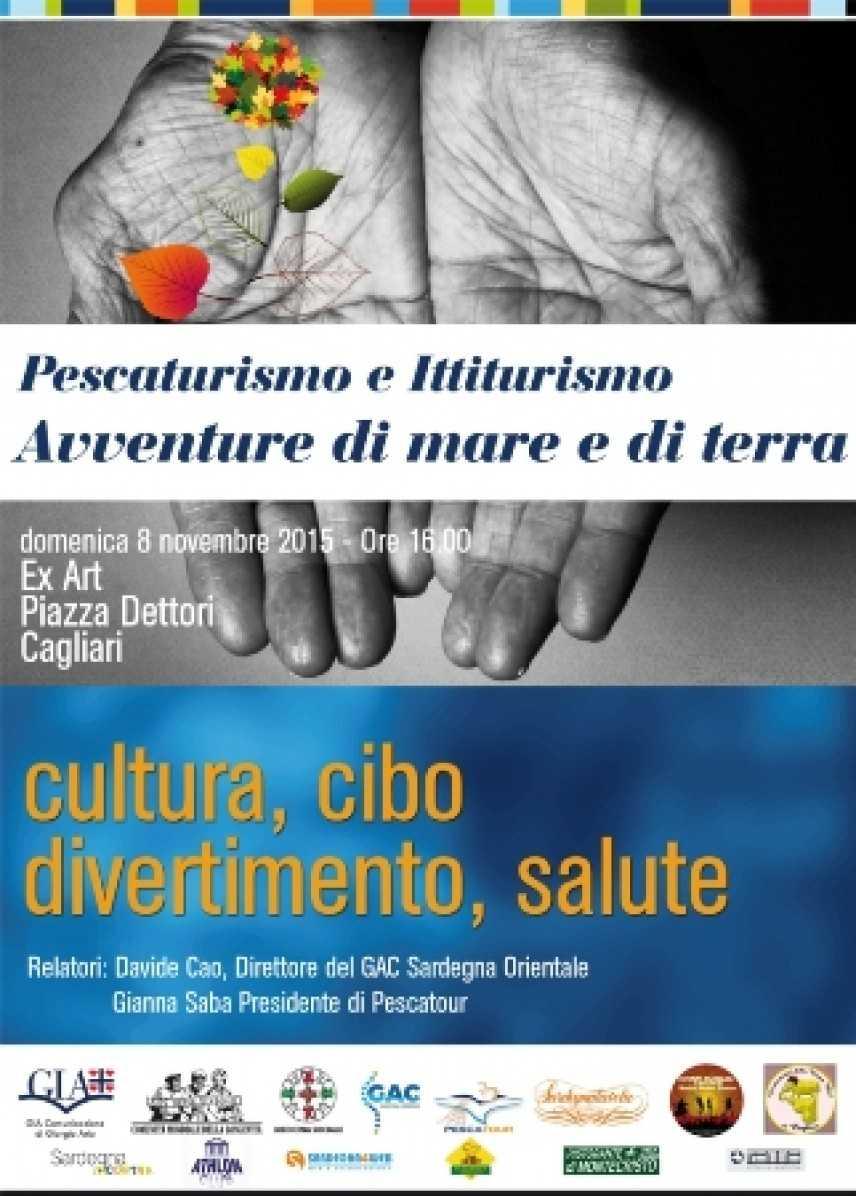 Gac Sardegna Orientale: incontro a Cagliari per discorrere di Ittiturismo e Pescaturismo