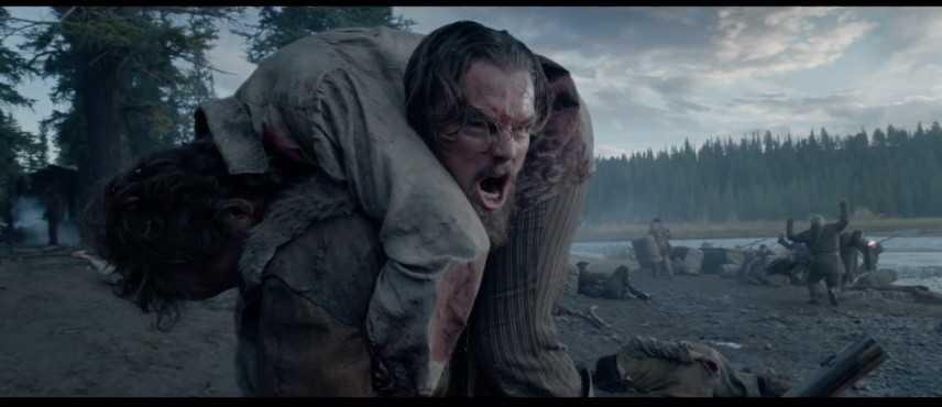 """Revenant"": Leonardo Di Caprio parla del film"