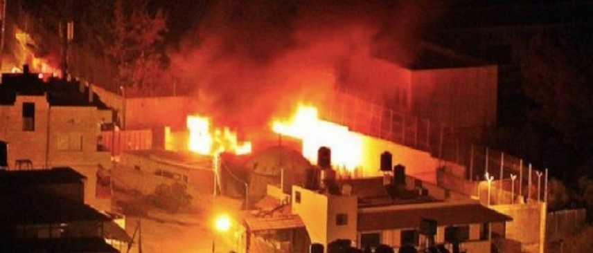 Cisgiordania: a fuoco la tomba di Giuseppe a Nablus