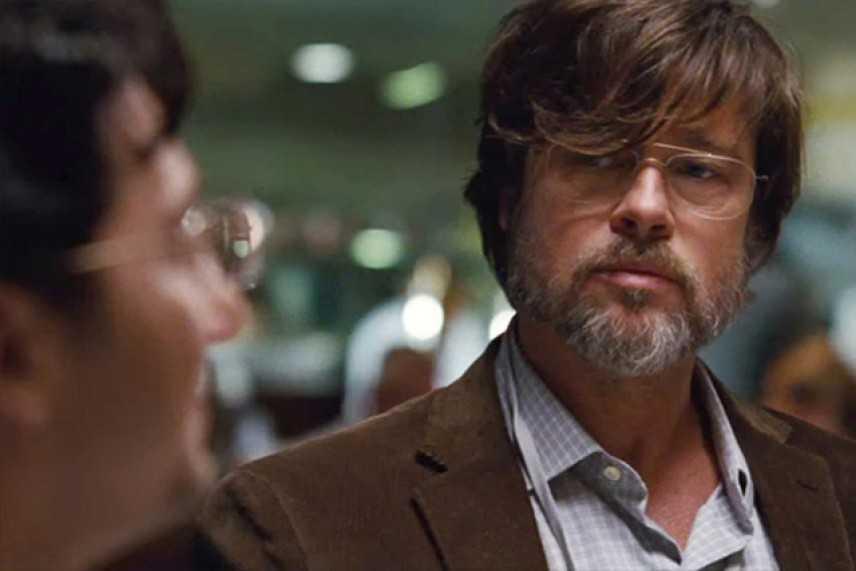"""""""La Grande Scommessa"""": diffuso il trailer del film con Christian Bale e Brad Pitt"""