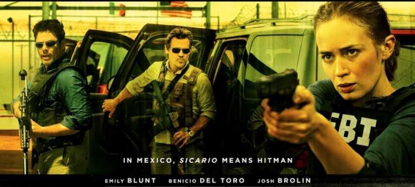 La conversazione su... Sicario con Benicio Del Toro