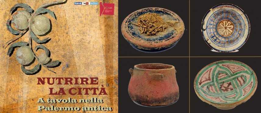 In Art - La cucina di un tempo si fa arte: in mostra la tavola nella Palermo antica