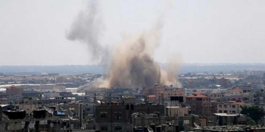 Striscia di Gaza colpita da due razzi, attentato rivendicato da Isis