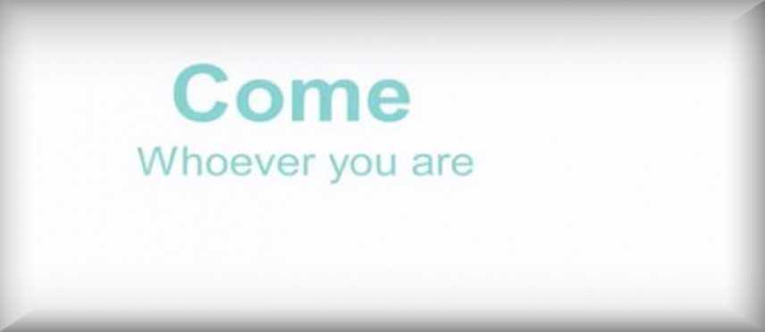 """""""Come"""" la poesia di Rumi diventa canzone"""