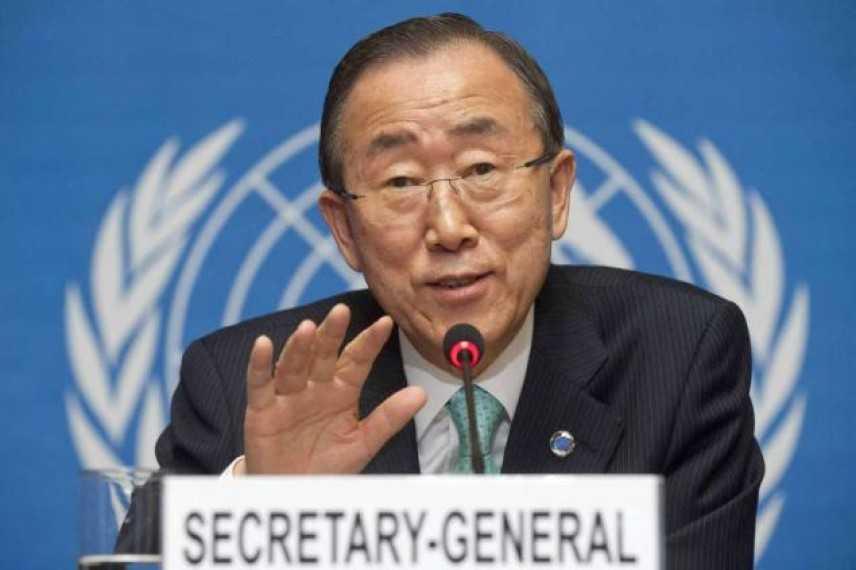 """Siria, Ban Ki-Moon: """"Europa faccia di più per i profughi. Non esiste soluzione militare"""""""