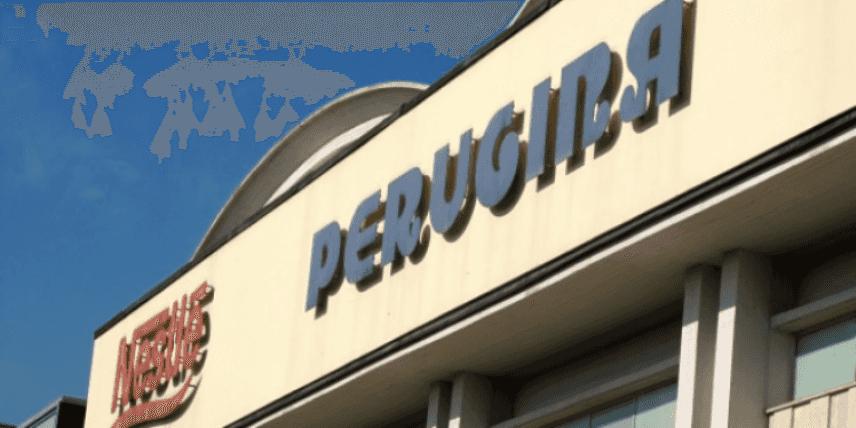 Vertenza Nestlè-Perugina, stabilimento di San Sisto